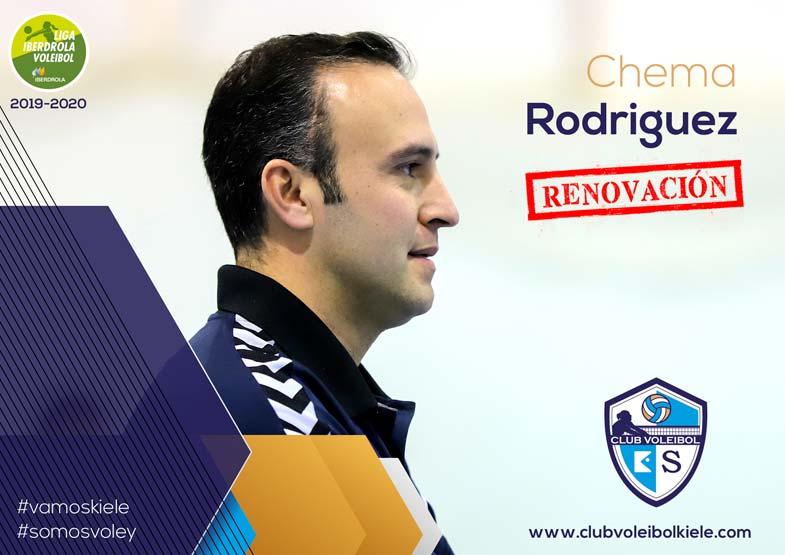 RENOVADO Chema Rodríguez