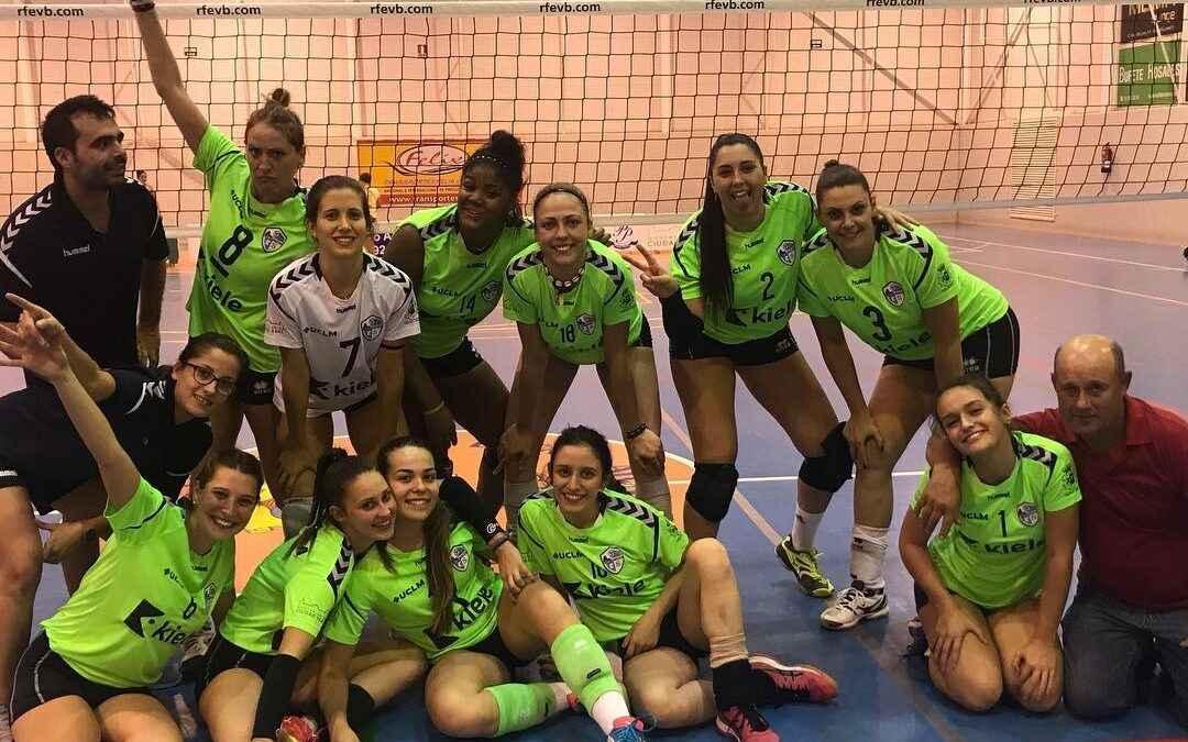 V Trofeo Paco del Amo: CV Kiele 3 – MADRID Voleibol 2