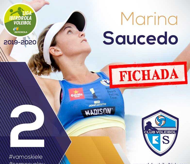 FICHADA de VP MADRID con el nº 2 la Colocadora MARINA SAUCEDO