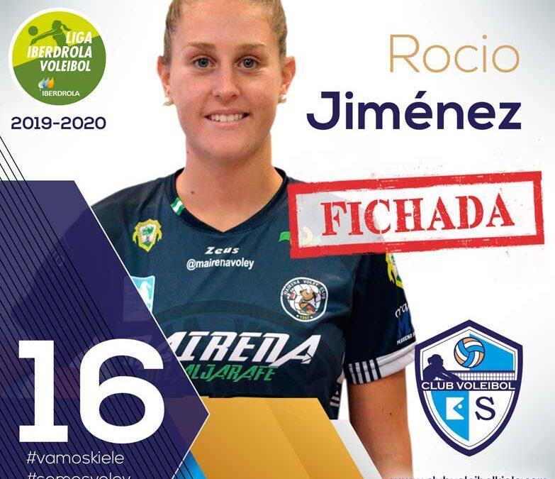 FICHADA desde el Mairena de Sevilla la Atacante ROCÍO JIMÉNEZ con el nº 16