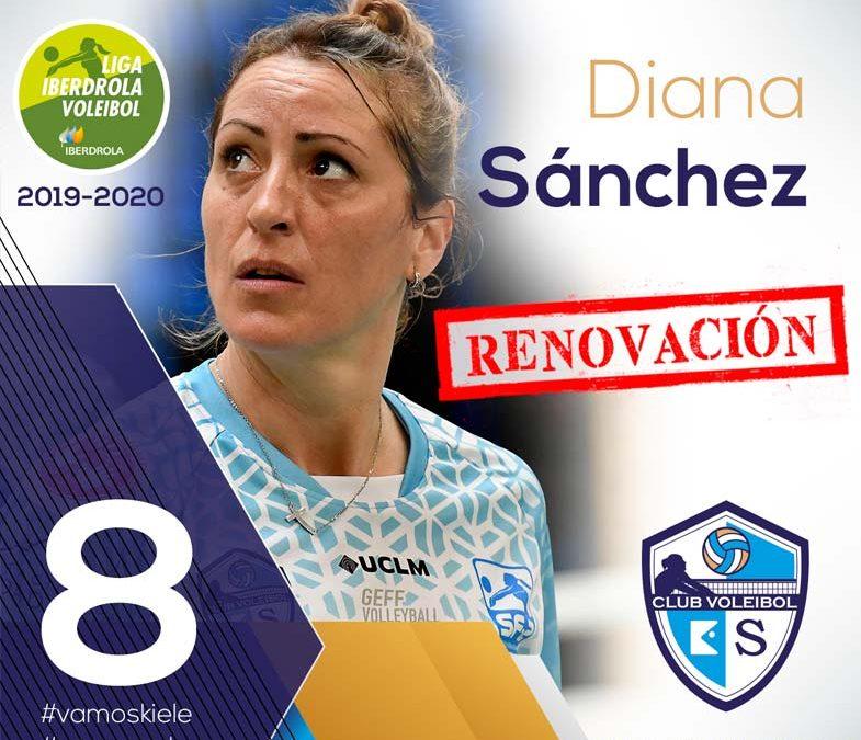 """Diana Sánchez """"La Gran Capitana"""" RENOVADA"""