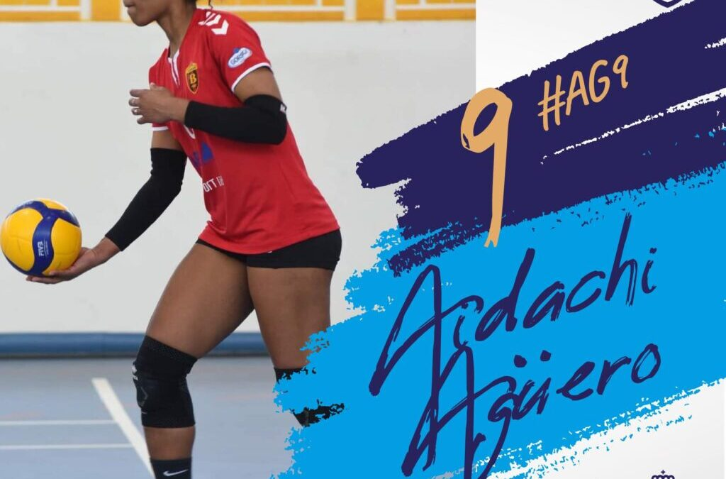 Temporada 2021-2022: Fichaje AIDACHI ATTILAH AGUERO
