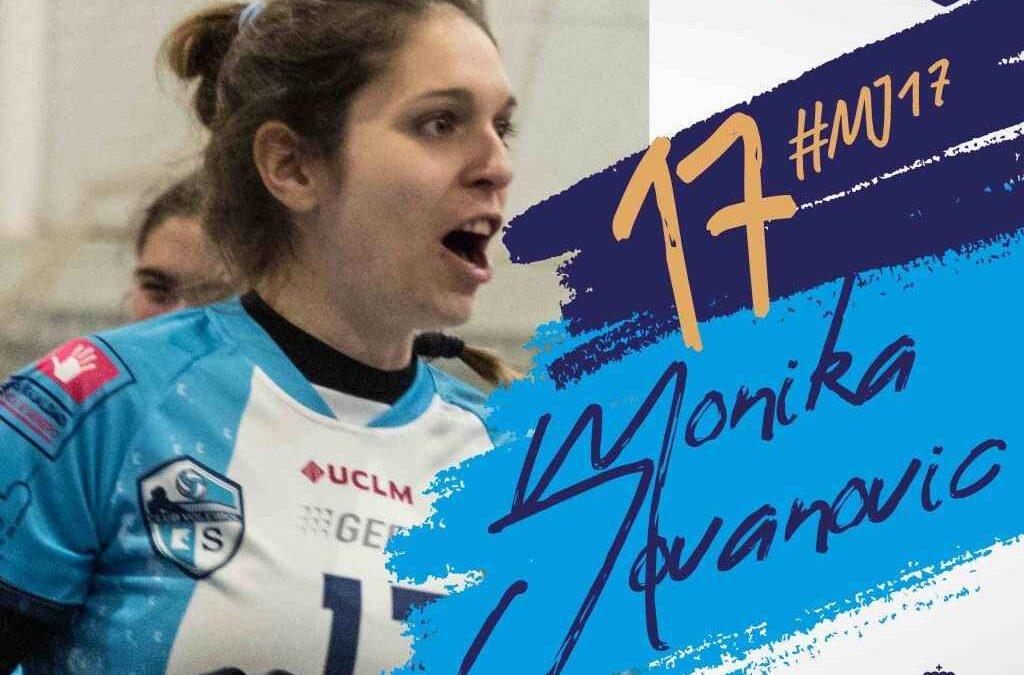 Temporada 2021-2022: Renovada MONIKA JOVANOVIC