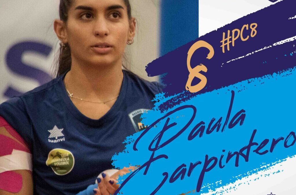 Temporada 2021-2022: Fichaje PAULA CARPINTERO