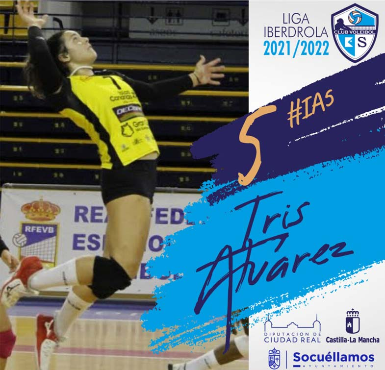 Temporada 2021-2022: Fichaje IRIS ALVAREZ